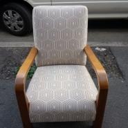 Old furniture restoration