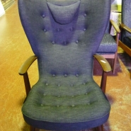 Comfy chair restoration